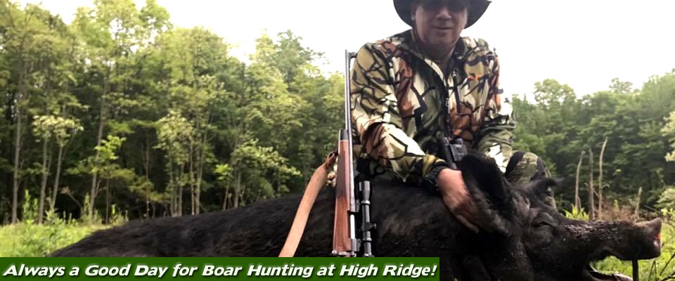 High Ridge Hunting Preserve - Hunting in Pennsylvania